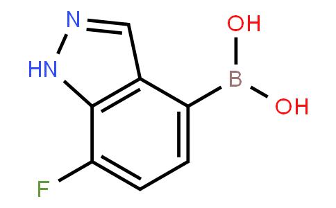 BP21609 | 7-Fluoro-1H-indazole-4-boronic acid