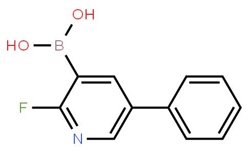 BP21613 | 2-Fluoro-5-phenylpyridine-3-boronic acid