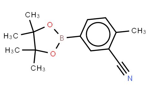 BP21616 | 1220219-11-3 | 3-Cyano-4-methylphenylboronic acid, pinacol ester