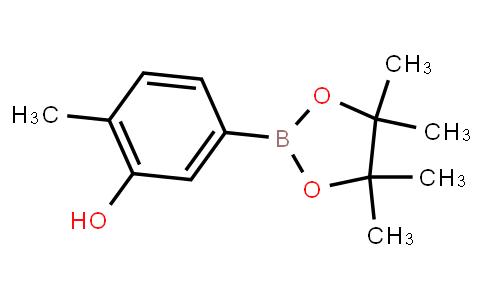 BP21619   331273-58-6   2-Methyl-5-(4,4,5,5-tetramethyl-1,3,2-dioxaborolan-2-yl)phenol