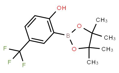 BP21622 | 779331-13-4 | 2-(4,4,5,5-Tetramethyl-1,3,2-dioxaborolan-2-yl)-4-(trifluoromethyl)phenol