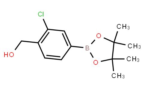 BP21626 | 1051316-34-7 | 3-Chloro-4-(hydroxymethyl)phenylboronic acid pinacol ester