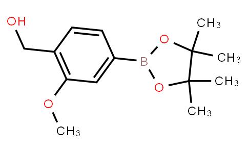 BP21634 | 1404094-91-2 | 4-Hydroxymethyl-3-methoxyphenylboronic acid pinacol ester