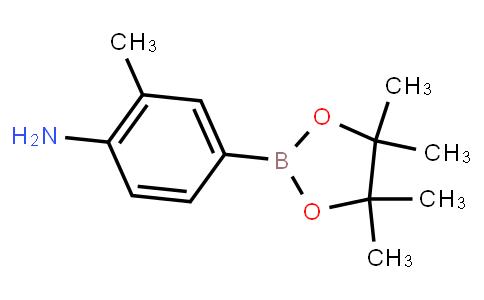 BP21635 | 590418-05-6 | 2-Methyl-4-(4,4,5,5-tetramethyl-1,3,2-dioxaborolan-2-yl)aniline