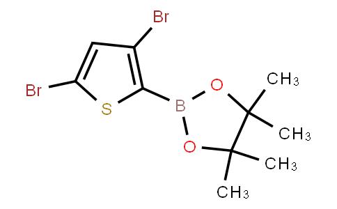 BP21636 | (3,5-Dibromothiophen-2-yl)boronic acid pinacol ester