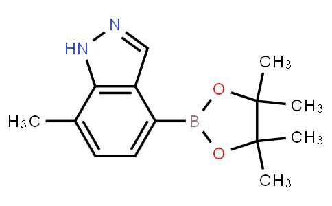 BP21640 | 1186334-60-0 | 7-Methyl-1H-indazole-4-boronic acid pinacol ester