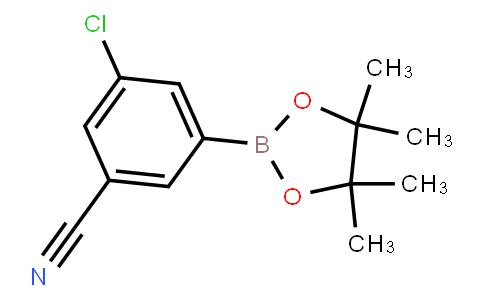 BP21642 | 1212021-11-8 | 3-Chloro-5-cyanophenylboronic acid pinacol ester