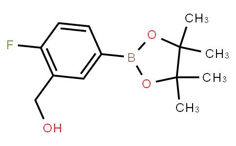 BP21647   1352733-99-3   (2-Fluoro-5-(4,4,5,5-tetramethyl-1,3,2-dioxaborolan-2-yl)phenyl)methanol