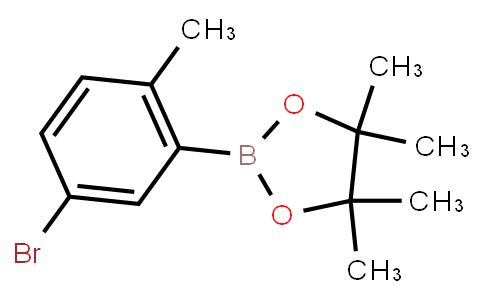 BP21650 | 1192051-39-0 | 5-Bromo-2-methylphenylboronic acid pinacol ester