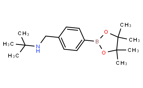 BP21653 | 4-(Tert-butylaminomethyl)phenylboronic acid pinacol ester
