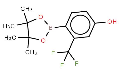 BP21659 | 1029439-76-6 | 4-Hydroxy-2-(trifluoromethyl)phenylboronic acid, pinacol ester