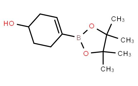 BP21662 | 1310384-24-7 | 4-(4,4,5,5-tetramethyl-1,3,2-dioxaborolan-2-yl)cyclohex-3-enol