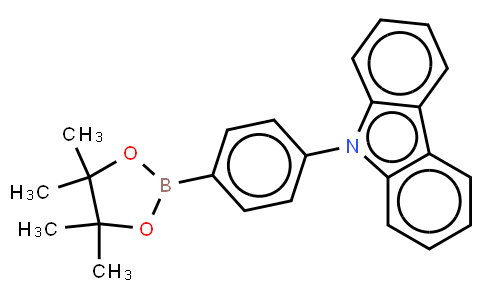 BP21688 | 785051-54-9 | 9-Carbazolylbenzeneboronic acid pinacol ester