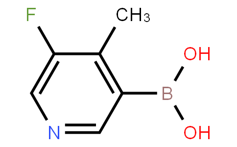 BP21699 | 1416500-79-2 | (5-Fluoro-4-methylpyridin-3-yl)boronic acid