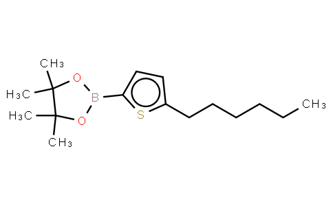 BP21701   917985-54-7   5-Hexylthiopheneboronic acid pinacol ester