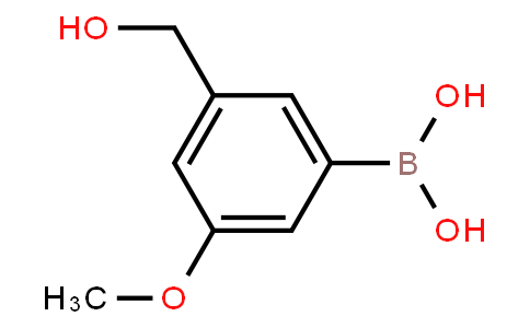 BP21702 | 1315276-35-7 | [3-(hydroxymethyl)-5-methoxyphenyl]boronic acid