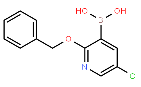 BP21703   850864-58-3   2-Benzyloxy-5-chloropyridine-3-boronic acid