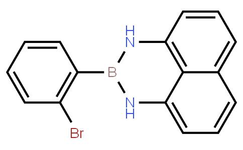 BP21711   927384-42-7   2-(2-Bromophenyl)-2,3-dihydro-1H-naphtho[1,8-de][1,3,2]diazaborine