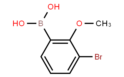 BP21721   352525-80-5   3-Bromo-2-methoxyphenylboronic acid