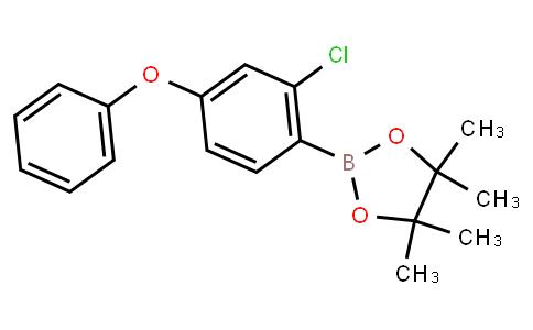 BP21727 | 1196395-83-1 | 2-Chloro-4-(phenoxy)phenylboronic acid pinacol ester