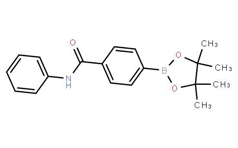 BP21738 | 949115-03-1 | 4-(Phenylaminocarbonyl)benzeneboronic acid pinacol ester