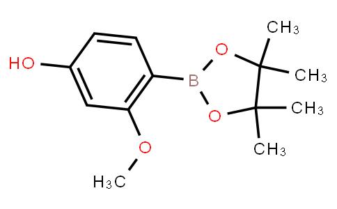 BP21748   507462-88-6   4-Hydroxy-2-methoxyphenylboronic acid pinacol ester