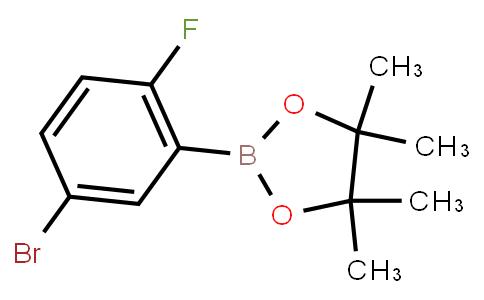 BP21764 | 942069-51-4 | 5-Bromo-2-fluorophenylboronic acid pinacol ester