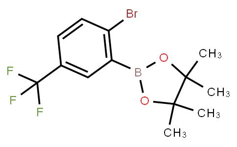 BP21768 | 2-Bromo-5-trifluoromethylphenylboronic acid pinacol ester