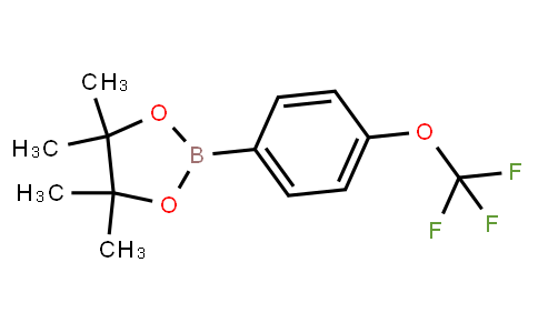 BP21769 | 474709-28-9 | 4-(Trifluoromethoxy)phenylboronic acid pinacol ester
