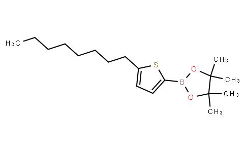 BP21776   925424-90-4   5-n-Octylthiophene-2-boronic acid pinacol ester