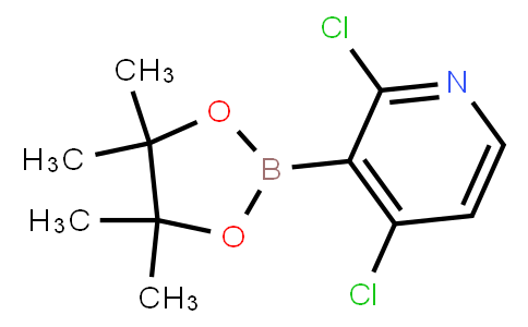 BP21777 | 1257651-49-2 | 2,4-Dichloropyridine-3-boronic acid pinacol ester