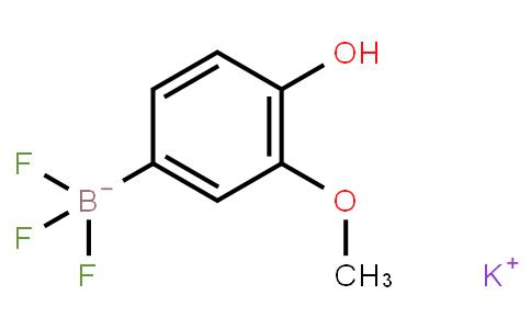BP21781 | Potassium 4-hydroxy-3-methoxyphenyltrifluoroborate
