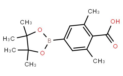BP21783   890839-23-3   2,6-Dimethyl-4-(4,4,5,5-tetramethyl-1,3,2-dioxaborolan-2-yl)benzoic acid