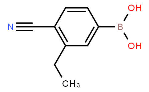 BP21784 | 911210-52-1 | 4-Cyano-3-ethylphenylboronic acid