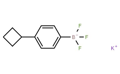 Potassium 4-cyclobutylphenyltrifluoroborate