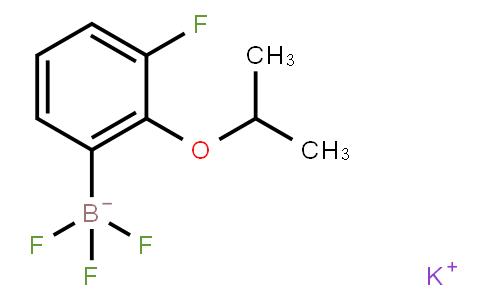 BP21789 | Potassium 3-fluoro-2-isopropoxyphenyltrifluoroborate