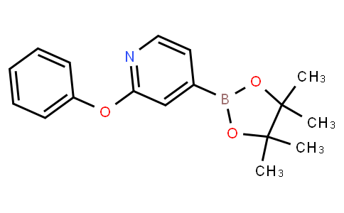 BP21790 | 2-Phenoxypyridine-4-boronic acid pinacol ester