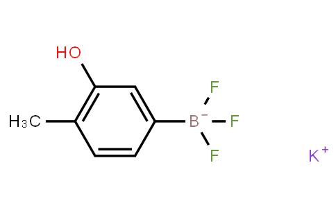BP21794 | Potassium (3-hydroxy-4-methylphenyl)trifluoroborate