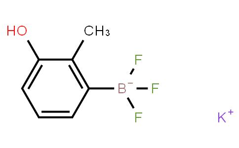 Potassium (3-hydroxy--2-methylphenyl)trifluoroboranuide