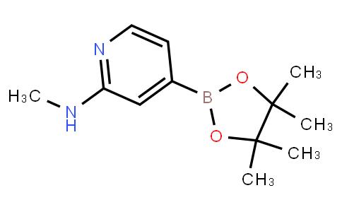 BP21800 | 1350913-08-4 | 2-(Methylamino)pyridine-4-boronic acid pinacol ester