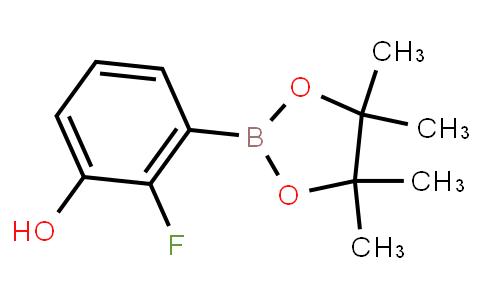 2-Fluoro-3-hydroxyphenylboronic acid pinacol ester