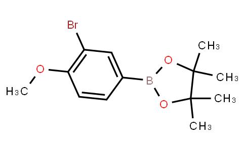 BP21814   1394130-69-8   3-Bromo-4-methoxyphenylboronic acid pinacol ester