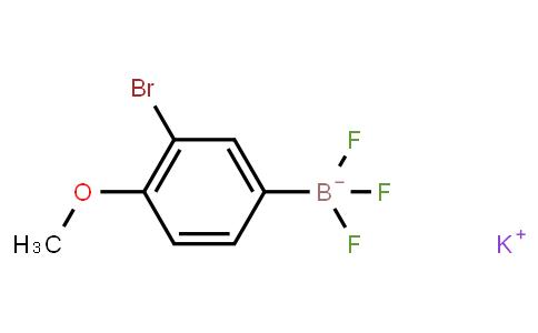 Potassium (3-bromo-4-methoxyphenyl)trifluoroborate