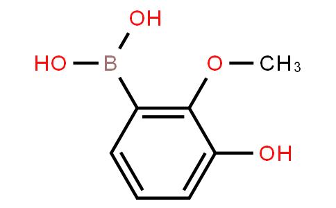 3-Hydroxy-2-methoxyphenylboronic acid