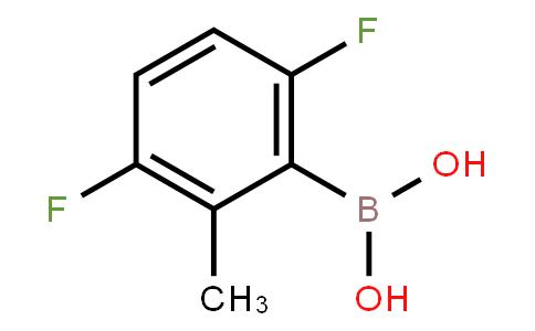 2,5-Difluoro-6-methylphenylboronic acid