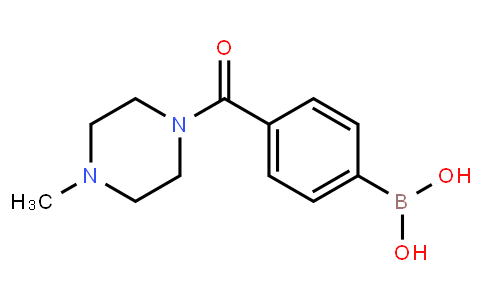 BP21839   374927-12-5   4-(4-Methylpiperazine-1-carbonyl)phenylboronic acid