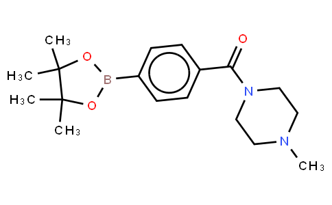 BP21840   832114-06-4   4-(4-Methylpiperazine-1-carbonyl)phenylboronic acid, pinacol ester