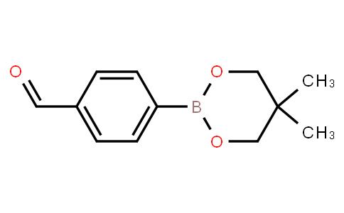 BP21856   128376-65-8   4-(5,5-Dimethyl-1,3,2-dioxaborinan-2-yl)benzaldehyde