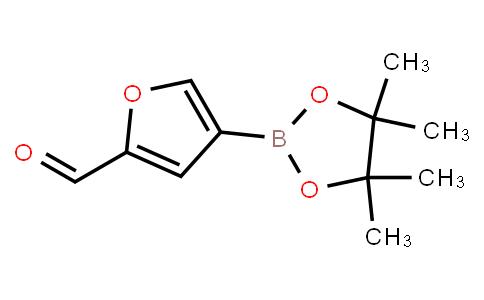 BP21858   846023-58-3   5-FORMYLFURAN-3-BORONIC ACID PINACOL ESTER