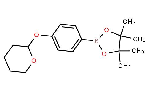 BP21867 | 889865-38-7 | 4-(Tetrahydro-2H-pyran-2-yloxy)phenylboronic acid pinacol ester